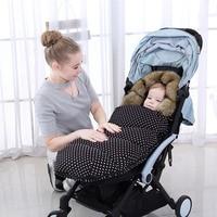 Baby Sleeping Bag Good quality Spring Winter Warm Sleepsacks Robe Infant Thick Warm Envelopes Gift for Newborn baby