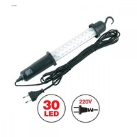 Tragbare Lampe AVS CD306B 30LED 220 V-in Tragbare Laternen aus Licht & Beleuchtung bei