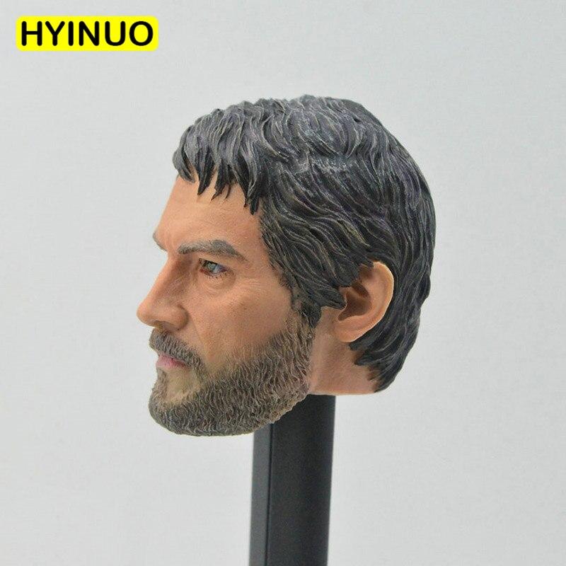 1//6 Male Headplay A-33 Ben Affleck Head Sculpt Fit 12/'/' Action Figure Hot Toys