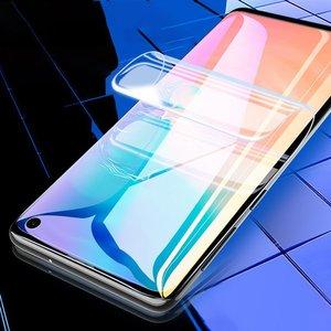 Гидрогель защита экрана края завернутый полное покрытие против отпечатков пальцев против царапин для Samsung мобильный телефон