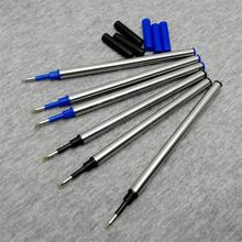 5000pcs for SALE good quality pen refill ink100pcs a lot black and blue ink your choose speical sign roller