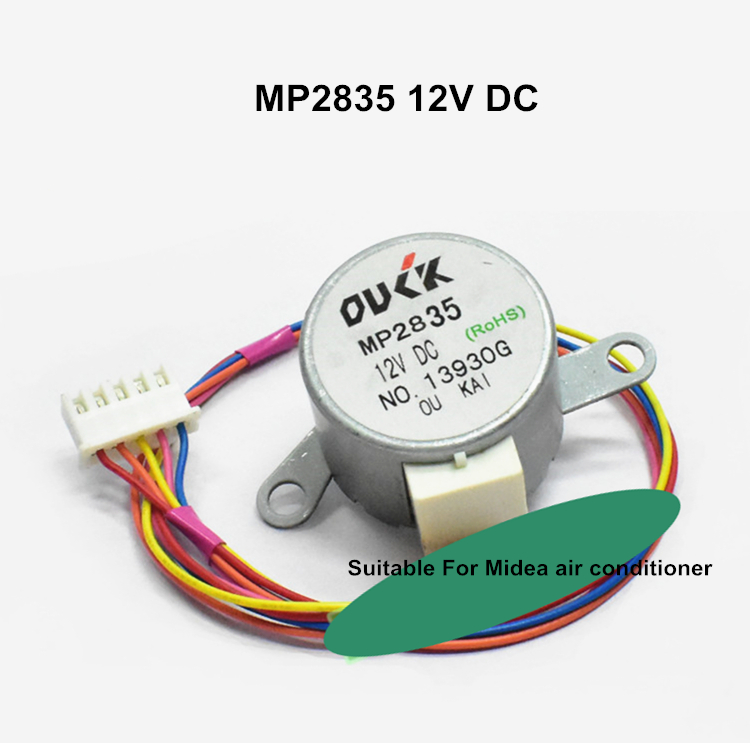 MP2835 28BYJ48 12V DC Air conditioning hang-up swinging blade sweeping synchronous motor wind guide swing motor