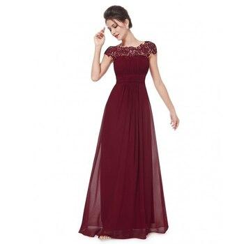 640c053175b8 Vestidos de Noche largos de lujo de Gala Formal de fiesta de ceremonia  elegante para mujer