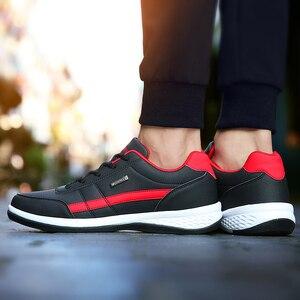 Image 5 - פופולרי נעלי Mens אופנה אביב סתיו מקרית גברים נעלי מוקסינים תלמיד חיצוני מגמת סקייטבורד סניקרס זכר מסלול שדה