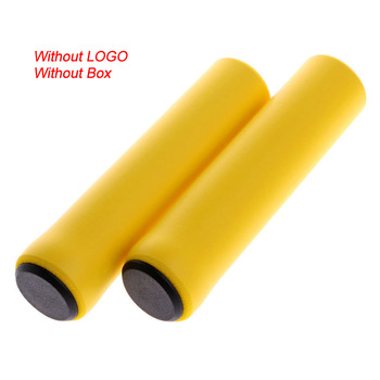 2PCS Silicone Cycling Bicycle Grips Mountain Road Bike MTB Handlebar Cover Grips Bicycle Accessories Anti-slip Bike Grip Cover 7