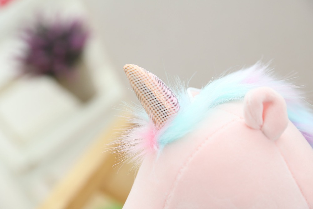[New Arrival] Cute Unicorn Holding Heart Plush Toy