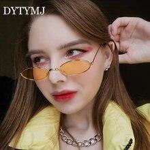 Dytymj сплав маленькие рамки солнцезащитные очки Для женщин
