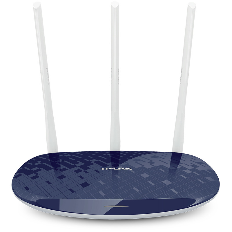 TP-LINK TL-WR886N Wireless Router Through The Wall Wang 450M Three Antenna Wifi