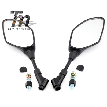 E9 Certification For YAMAHA MT01 MT03 MT-07 MT-09/Tracer FJ09 MT10 Tracer 900 Motorcycle Accessories Side Rearview Mirrors Brand