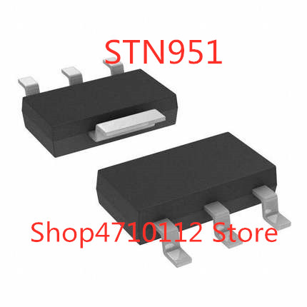 50PCS/LOT NEW Original STN951 N951 SOT223