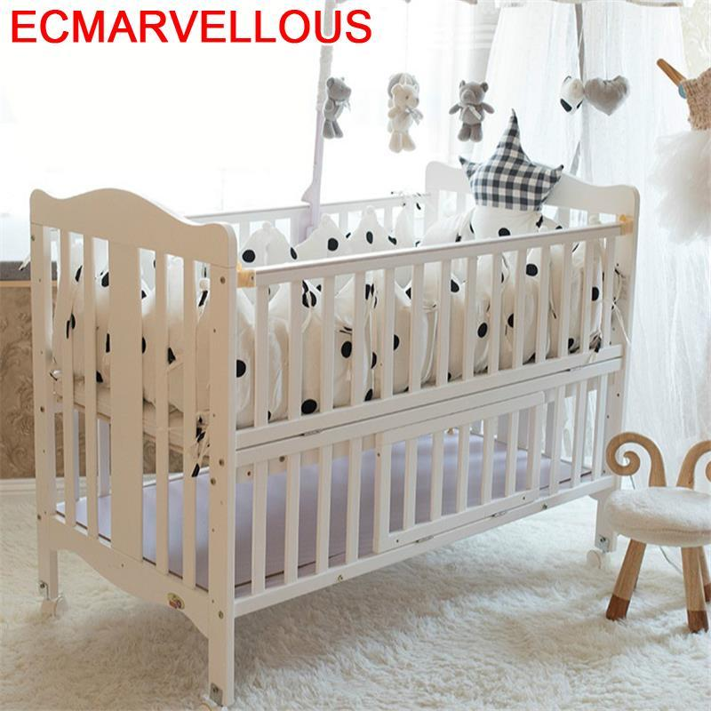 Dormitorio Infantil Girl Letti Per Bambini Child Baby Furniture Bedroom Fille Wooden Children Lit Chambre Enfant Kid Bed