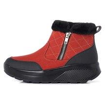 Зимняя бархатная обувь для фитнеса; Minika; Femme Ste; зимние ботинки на платформе с высоким берцем для фитнеса; обувь для фитнеса; Zapatos De Mujer Deportivos