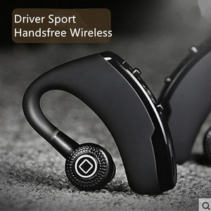 Image 1 - V9 Wireless Voice Control Music Sports Bluetooth Handsfree Business Earphone Bluetooth 4.1 Headphones Noise Cancelling Headset