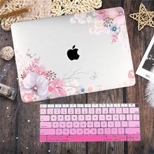 Flower Case for Macbook Air Retina 11 12 13.3