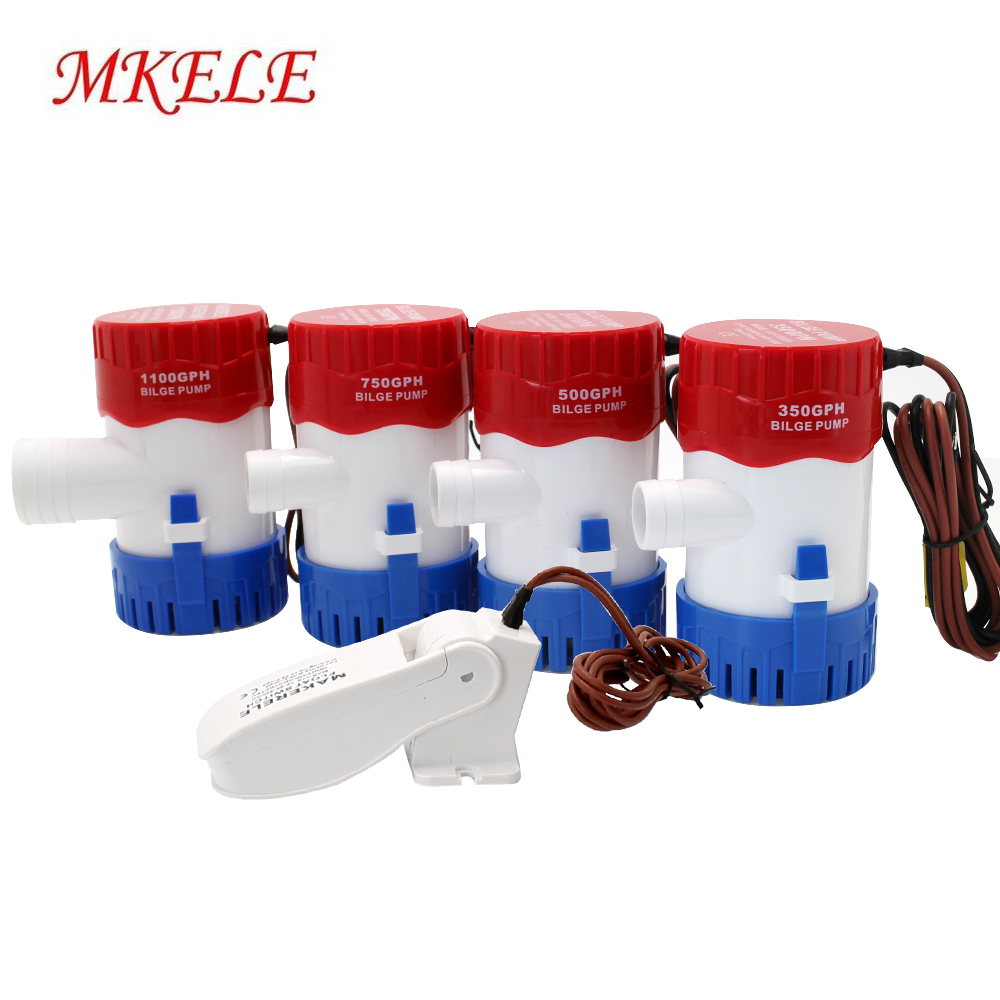<font><b>Bilge</b></font> <font><b>Pump</b></font> Water 1100gph <font><b>750gph</b></font> 500gph 350gph <font><b>12v</b></font> 24v Float switch Marine <font><b>Bilge</b></font> Water <font><b>Pump</b></font> Newest Design For yacht Drainage image