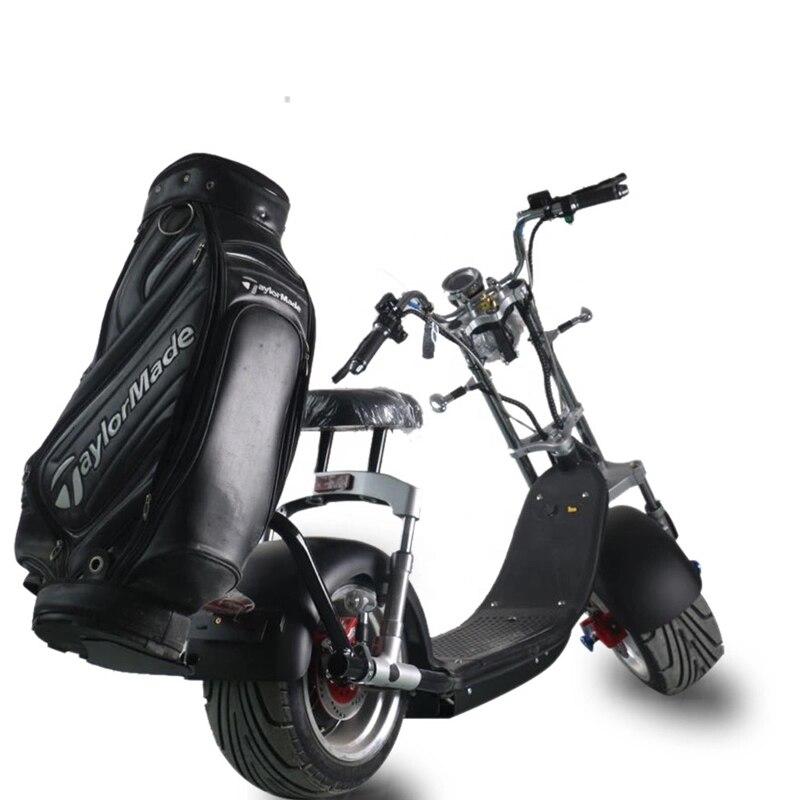Умная интеллектуальная внедорожная колесная электрическая доска для гольфа Электрический мотоцикл 1200 Вт E самобалансирующийся скутер 60 в ...
