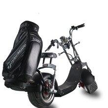 Smart Intelligent tout-terrain Chariot électrique vol stationnaire Golf moto électrique 1200w E auto Balance Scooter 60V 20ah Citycoco