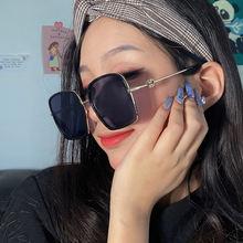 Очки солнцезащитные женские в круглой оправе брендовые дизайнерские