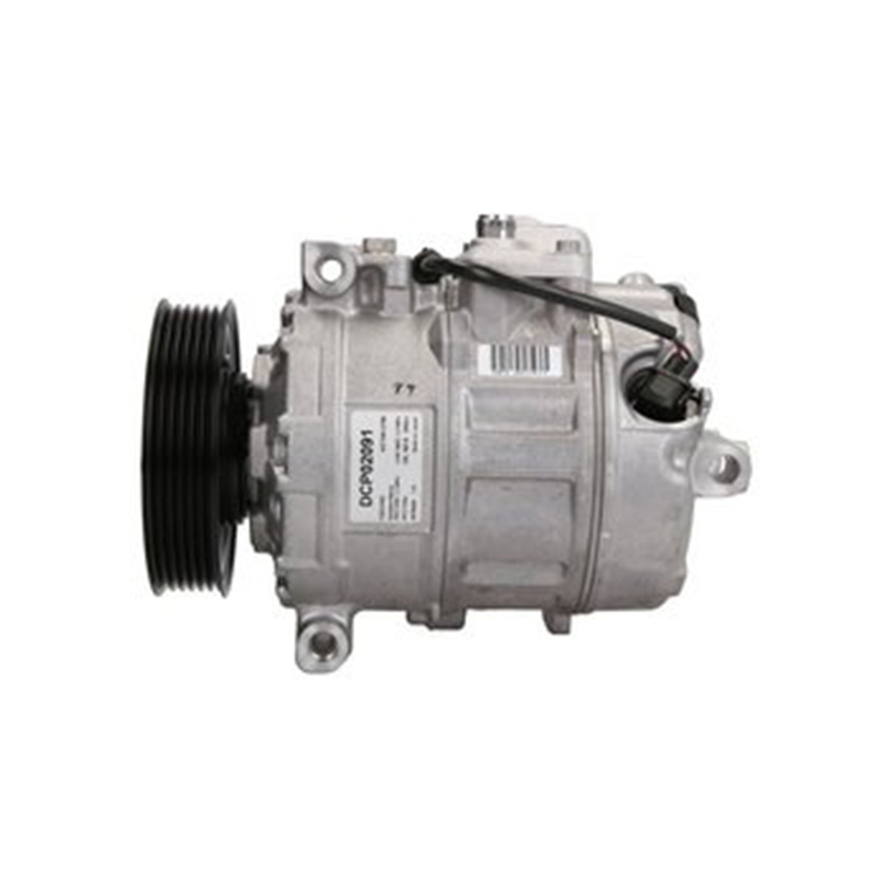 Фото - For DENSO Compressor DCP02091 конд. Audi A8 ID. no 7SEU16C (D SHK. 110mm; p. t. 6; 12 V) for denso compressor dcp32005 конд audi skoda vw id no 6seu14c d shk 110mm p t 6 12 v