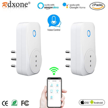 Smart Plug Italy Wifi Smart Socket Chile Outlet Power Monitor Tuya Smart Life App Works with Alexa Google Home