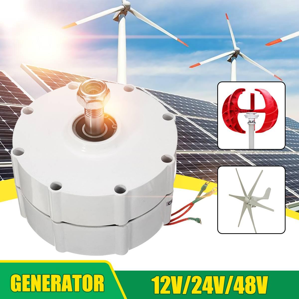 6000w 12v 24v 48 volts 3 fases,