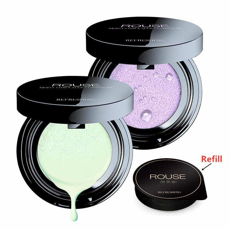 ILISYA coussin d'air crème d'isolation avec une recharge hydratant hydratant correcteur nu BB CC coussin maquillage naturel cosmétiques