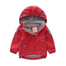 Jackets Spring Children Coats Outerwear Girls Autumn Toddler Baby Boys Kids Fashion Cartoon