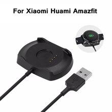 Amazfit2/2 S şarj kablosu Şarj Cradle için Xiaomi Huami Amazfit Stratos Smartwatch 2/2S Kablosuz şarj doku Şarj cradle
