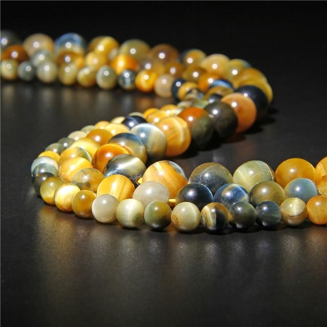 Tiger Eye Beads 2