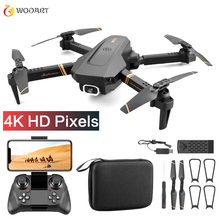Rc Quadcopter Drone 4k Hd Optical Flow Dual Camera Wifi Fpv Drone Height Keeping Drone With Camera Mini Drone Vs E520s with an extra battery original zerotech dobby pocket selfie drone fpv with 4k hd camera gps mini rc quadcopter drone