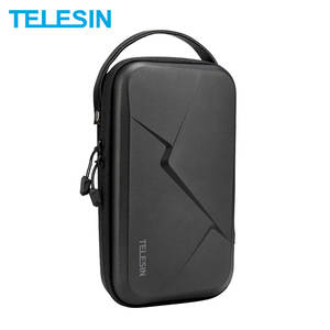 TELESIN Storage-Bag Action-Accessories Carrying-Case Osmo Gopro Adjustable Xiaomi Yi
