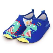 2019 Summer Infant Toddler Shoes Children's Beach Shoes Fit Swimming Diving Quick Drying Shoes Non-slip Girls Boys Casual Shoes(China)
