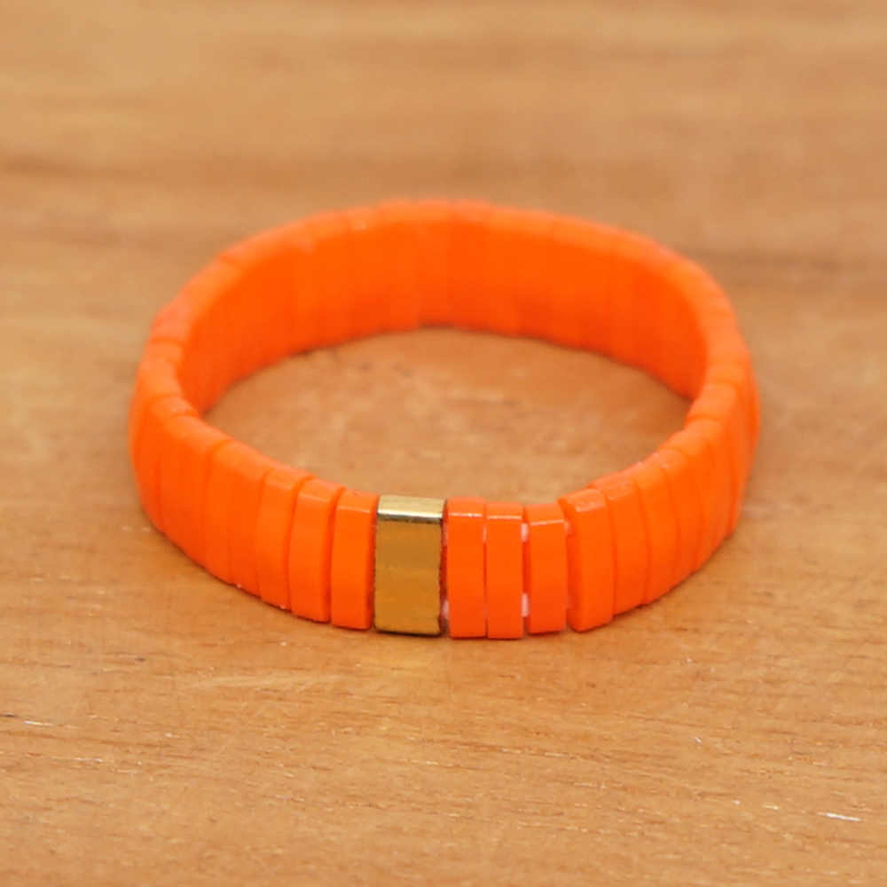 Go2boho מתכוונן טבעת נשים מיוקי TIla זכוכית חרוזים טבעות 2020 ססגוניות קיץ Anillos Mujer תכשיטי בוהמי בעבודת יד מתנה