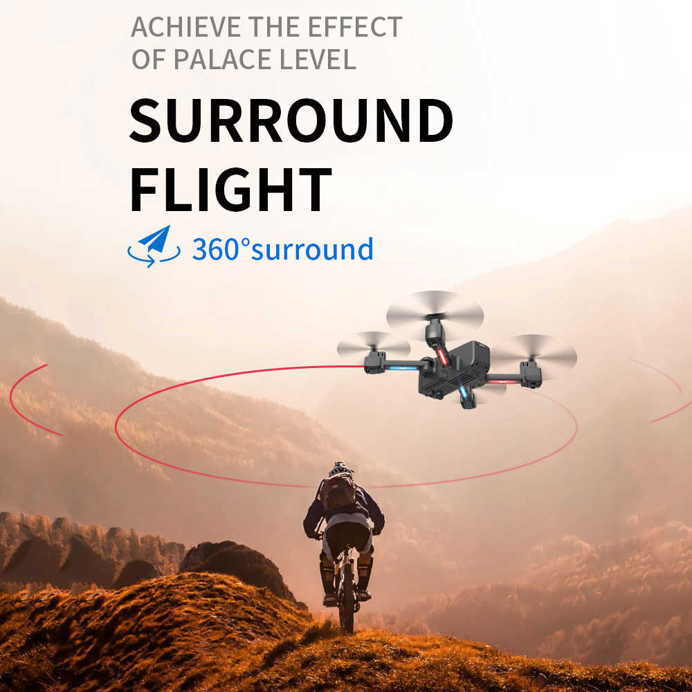 S176 5G WIFI quadcopter drone 4K GPS profissional الطائرات بدون طيار مع كاميرا hd quadrocopter اتبع التحكم عن بعد هليكوبتر vs SG907