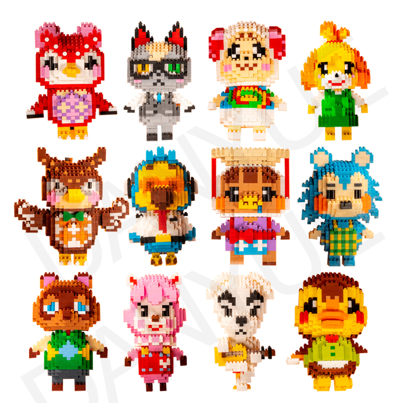 animal crossing villagers cutest