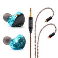 NICEHCK FW6 6BA Stick Einheit In Ohr Kopfhörer 6 Ausgewogene Anker Abnehmbare Lösen MMCX Kabel HIFI Monitor Headset Benutzerdefinierte Kopfhörer