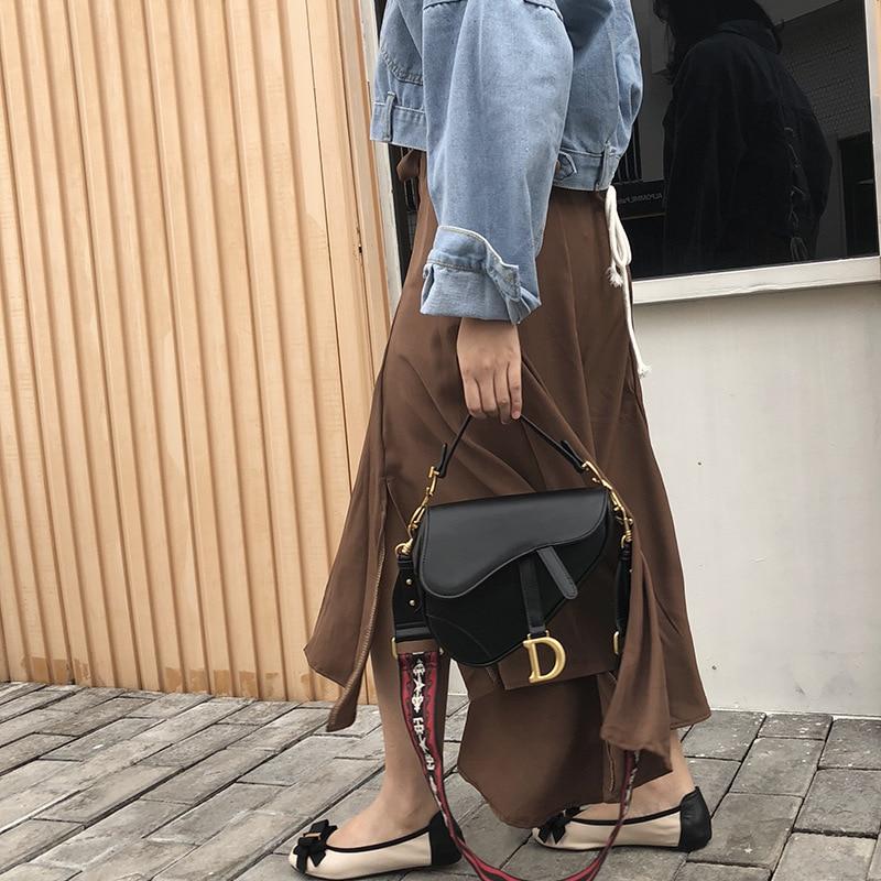 Phoewheel Women Bag Fashion Small Crossbody Bags For Women 2019 PU Leather Shoulder Bag For Girl Flower Ladies Bag