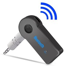Receiver Audio-Player Call-Adapter Wireless-Handsfree Car Aux