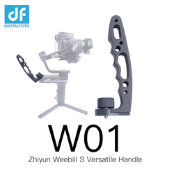ZHIYUN WEEBILL S Gimbal Versatile Handle+Strap with Mini Magic Grip Arm gimbal accessories with shoulder strap