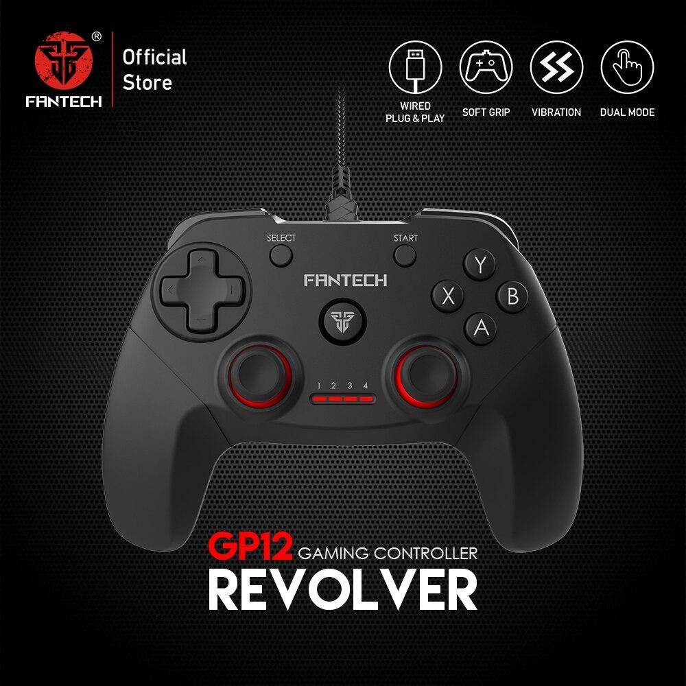 Fantech GP12 Revolver Gaming Controller 6