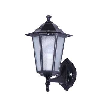 Europe outdoor wall sconce garden villa street wall light fence outside landscape lamp restaurant shop decoration lighting image