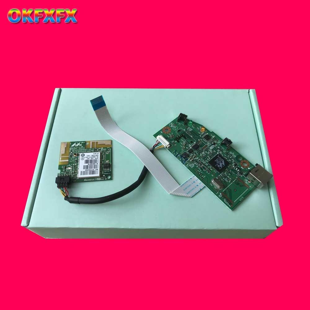 CE670-60001 CE668-60001 RM1-7600-000CN Formatter Board For Hp P1102w 1102w P1102 P1106 P1108 Logic Main Board MainBoard