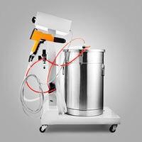 Preço de fábrica WX-101 máquina de revestimento em pó