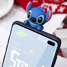 Roztomilý Mickey Minnie Obal pre Samsung Galaxy