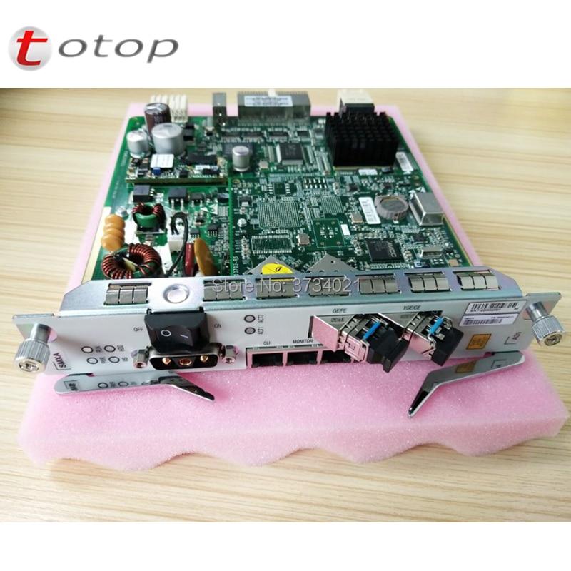 Original ZTE 1G SMXA/1 10G SMXA/3 Uplink Control Board For ZTE OLT ZXA10 C320 Optical Line Terminal