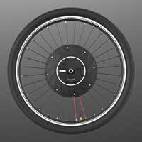 Smart wheel 1 generation bicycle modified electric vehicle power steering wheel electric vehicle