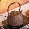 Чайник  медный чайник  чайник  чайник с горячей водой  чайник 1200 мл воды  чайный набор кунг-фу.