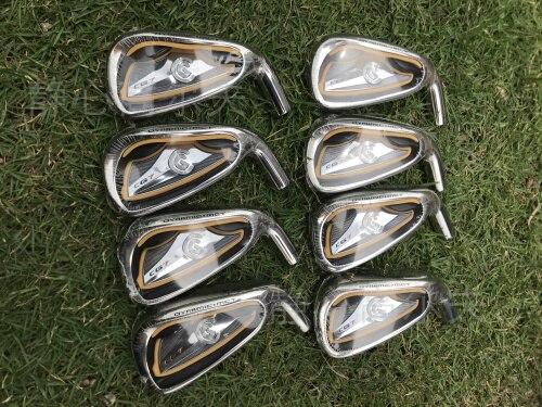 CG7 golf club tête Golf Clubs fer ensemble 3-9P acier graphite arbre pilote cale sauvetage Putter livraison gratuite