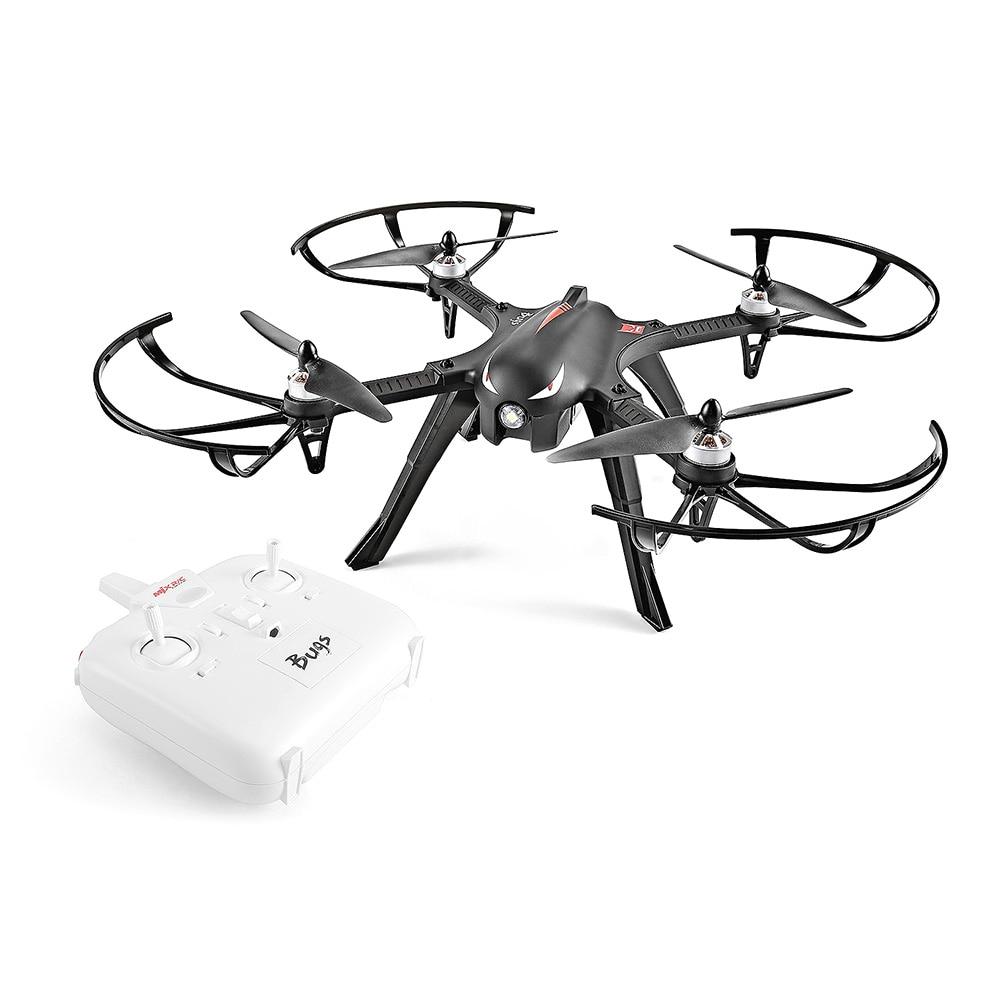 MJX B3 Bugs 3 RC Drone hélicoptère quadrirotor Brushless 2.4G Mini Drone avec 4k caméra montage gyroscope Drone hélicoptère professionnel
