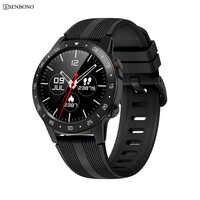 2019 nuevo reloj inteligente SENBONO M5, resistente al agua, portátil, Bluetooth, llamada, GPS, reloj inteligente para hombres y mujeres, reloj con Monitor de ritmo cardíaco